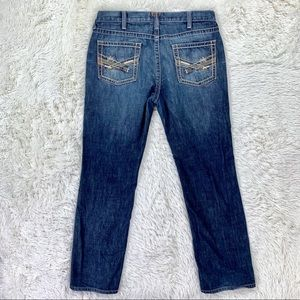 Ariat Jeans - Ariat M5 Low Rise 36x34 Straight Jeans